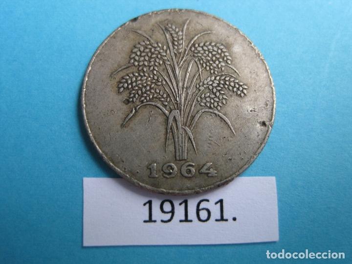 VIETNAM 1 DONG 1964, VIET NAM, DÔNG (Numismática - Extranjeras - Asia)
