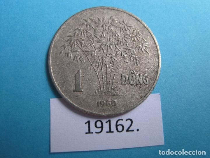 Monedas antiguas de Asia: Vietnam 1 dong 1960, Viet Nam, dông - Foto 2 - 172864137