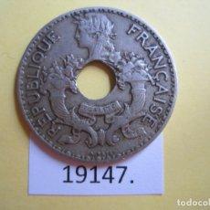 Monedas antiguas de Asia: INDOCHINA FRANCESA, VIETNAM, 5 CÉNTIMOS 1938, VIET NAM. Lote 172864277