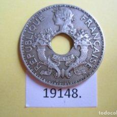 Monedas antiguas de Asia: INDOCHINA FRANCESA, VIETNAM, 5 CÉNTIMOS 1938, VIET NAM. Lote 172864282