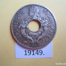 Monedas antiguas de Asia: INDOCHINA FRANCESA, VIETNAM, 5 CÉNTIMOS 1939, VIET NAM. Lote 172864287