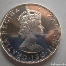 Monedas antiguas de Asia: BERMUDAS . 1 CROWN DE PLATA. ANTIGUO . AÑO 1964. SIN CIRCULAR. Lote 173422967