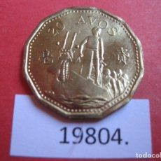 Monedas antiguas de Asia: MACAO 20 AVOS 1993. Lote 173884535