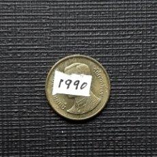 Monedas antiguas de Asia: TAILANDIA 25 SATANG 1990 Y187. Lote 174030578