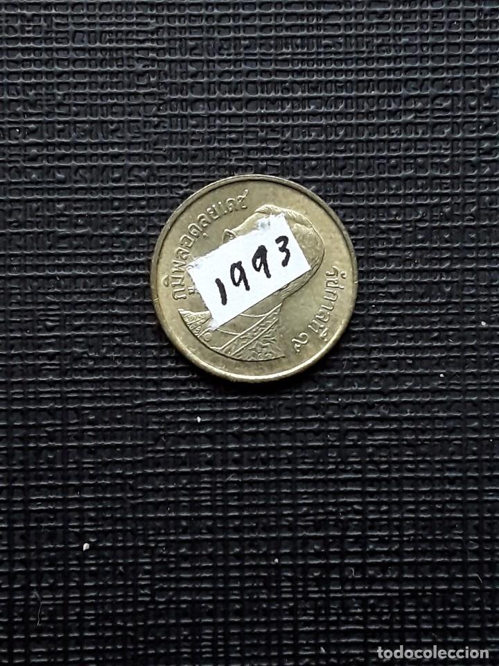 TAILANDIA 25 SATANG 1993 Y187 (Numismática - Extranjeras - Asia)