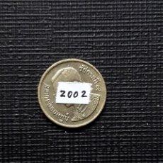 Monedas antiguas de Asia: TAILANDIA 25 SATANG 2002 Y187. Lote 174030805