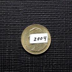 Monedas antiguas de Asia: TAILANDIA 25 SATANG 2004 Y187. Lote 174030904