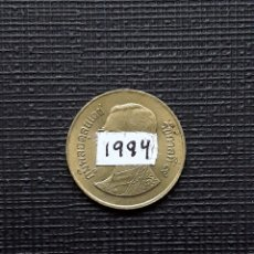 Monedas antiguas de Asia: TAILANDIA 50 SATANG 1994 Y203. Lote 174031257