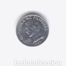 Monedas antiguas de Asia: MONEDA FILIPINAS ... 10 CENT ... 1991. Lote 174411445