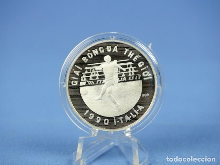 VIETNAM 100 DONG 1989 (Numismática - Extranjeras - Asia)