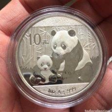Monedas antiguas de Asia: 1 ONZA PLATA PURA CHINA 2012 SC. Lote 175958913