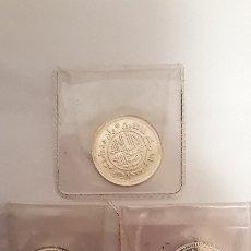 Monedas antiguas de Asia: LOTE TRES MONEDAS PLATA DIRHAM 2,975 GRAMOS CADA UNA. Lote 177407792