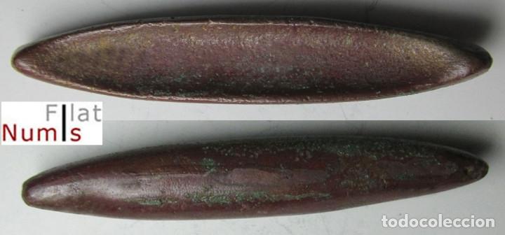 LAOS - LUANG PRABAN - MONEDA BOTE - 1700/1880 - E.B.C. - COBRE (Numismática - Extranjeras - Asia)