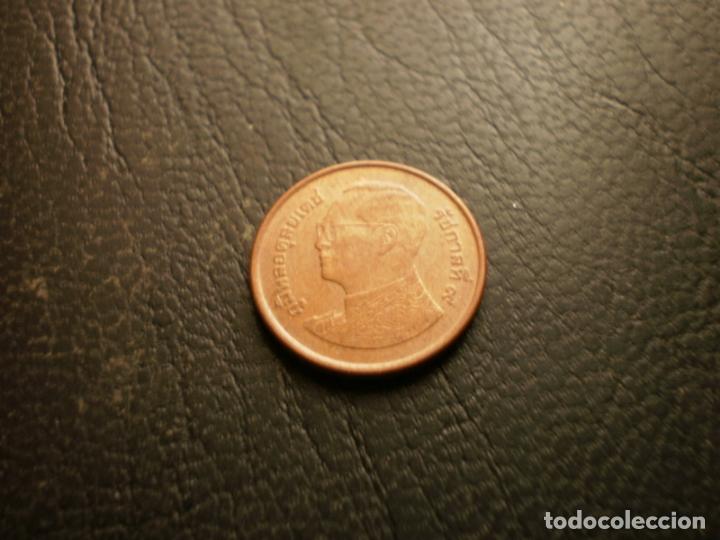 TAILANDIA 25 SATANG 2555 - 2012 (Numismática - Extranjeras - Asia)