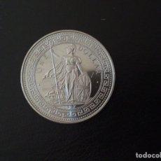 Monedas antiguas de Asia: 1 DOLAR DE COMERCIO 1997 50 AÑOS INDEPENDENCIA DE INDIA. Lote 177727488