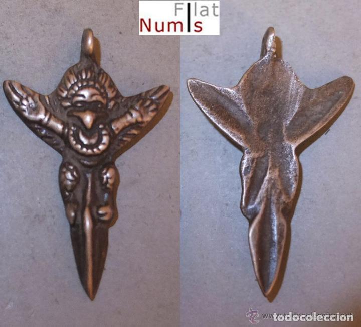 PREMONEDAS TRIBALES - ORIGEN NEPAL - BRONCE (Numismática - Extranjeras - Asia)
