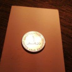 Monedas antiguas de Asia: 1 DIRHAM EMIRATOS ÁRABES. Lote 178912882