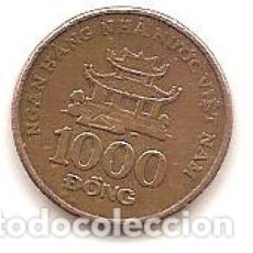 Monedas antiguas de Asia: VIETNAM,1000 DONG 2003.. Lote 179312846