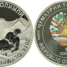 Monedas antiguas de Asia: TAYIKISTAN 50 SOMONI 2014. Lote 257598980