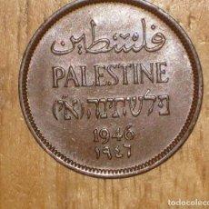 Monedas antiguas de Asia: PALESTINA 1 MIL, 1946 REF 3026. Lote 182897881