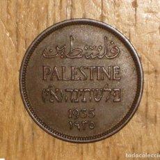 Monedas antiguas de Asia: PALESTINA 1 MIL, 1935 RE 3024. Lote 182898161