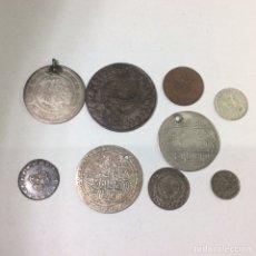 Monedas antiguas de Asia: LOTE DE MONEDAS OTOMANAS. Lote 183066081