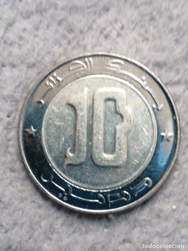 Monedas antiguas de Asia: Moneda bimetalica, Irak10 - Foto 2 - 183645741