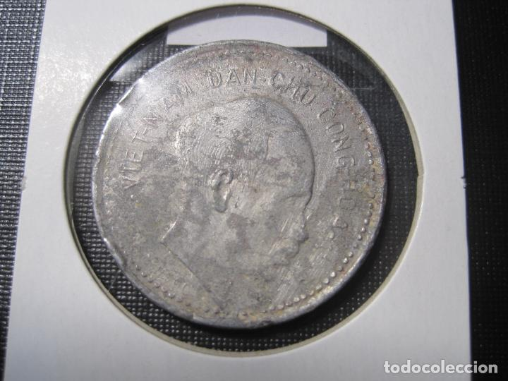 Monedas antiguas de Asia: Vietnam 1 dông 1946, dong, DIFICIL - Foto 3 - 184350831