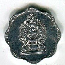 Monedas antiguas de Asia: SRI LANKA 10 CENTS AÑO 1978 (2). Lote 184655735