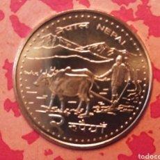 Monedas antiguas de Asia: MONEDA NEPAL.. Lote 185894155