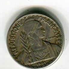 Monedas antiguas de Asia: INDOCHINA FRANCESA 10 CENTIMES AÑO 1941. Lote 186032470