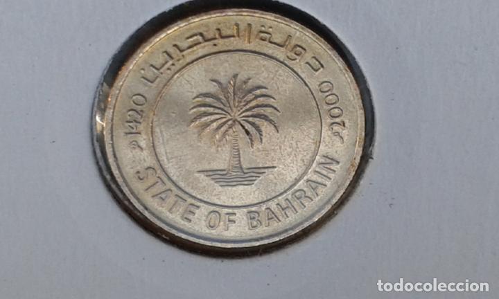 Monedas antiguas de Asia: BAHREIN 10 FILS 2000 (SIN CIRCULAR) - Foto 2 - 186454796