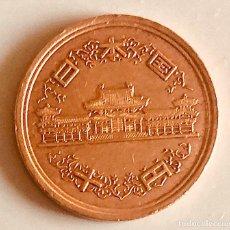 Monedas antiguas de Asia: 10 YENES JAPÓN 2006 TEMPLO BYD-IN UNESCO PATRIMONIO DE LA HUMANIDAD. Lote 186461166