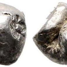 Monedas antiguas de Asia: THAILANDIA. RAMA IV. 1/8 BATH O FUANG. 1851-1868. K134. MARCA DEL REY (MONG KUT). EBC. Lote 190525352