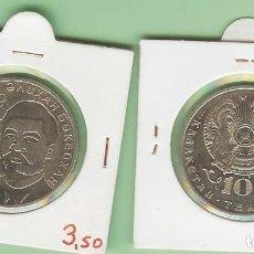 Monedas antiguas de Asia: KAZAKSTAN. 100 TENGE 2016 ALIHAN BUKEIHANOV. Lote 190696085
