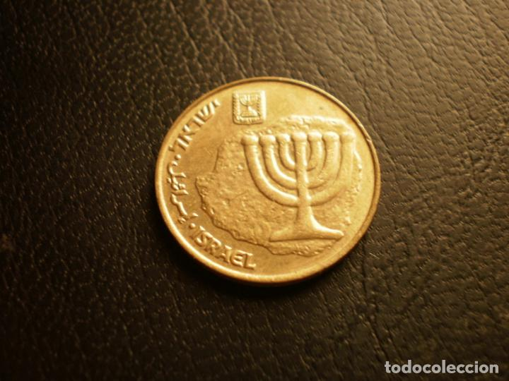 ISRAEL 10 AGOROT 2009 (Numismática - Extranjeras - Asia)