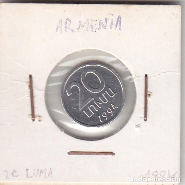 ARMENIA - SERIE 1994 (Numismática - Extranjeras - Asia)