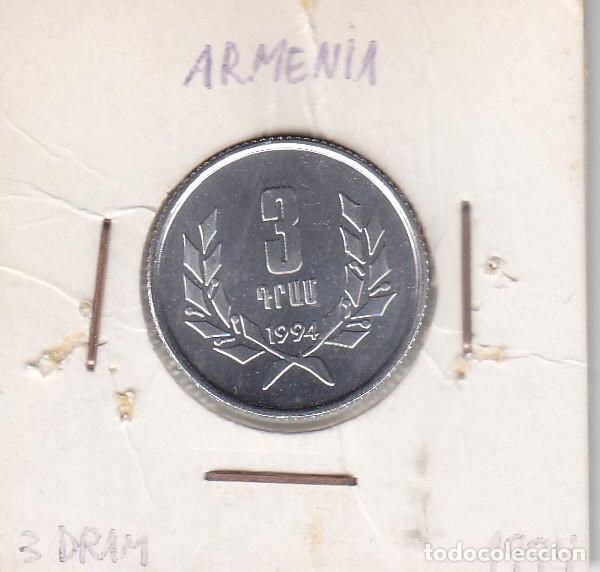Monedas antiguas de Asia: ARMENIA - SERIE 1994 - Foto 3 - 191076106
