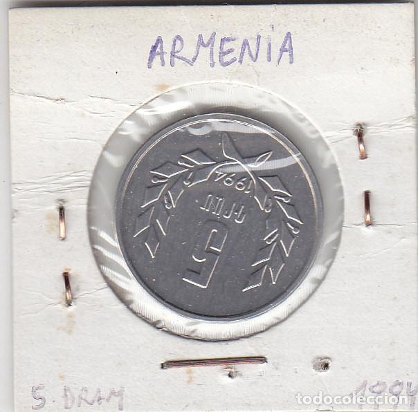 Monedas antiguas de Asia: ARMENIA - SERIE 1994 - Foto 4 - 191076106