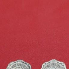 Monedas antiguas de Asia: INDIA 2 PAISE 1957. Lote 191307106