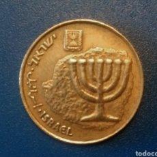 Monedas antiguas de Asia: 10 AGOROT ISRAEL. Lote 191510487