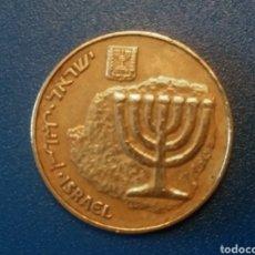 Monedas antiguas de Asia: 10 AGOROT ISRAEL. Lote 191510585