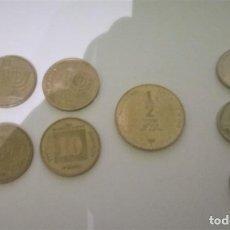 Monedas antiguas de Asia: MONEDAS ESTADO DE ISRAEL. Lote 191511640