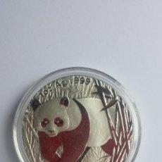 Monedas antiguas de Asia: PANDA 2002 1 OZ . Lote 193421852