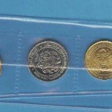 Monedas antiguas de Asia: ARMENIA. 6 MONEDAS DE 6 VALORES DIFERENTES 10, 20, 50, 100, 200 Y 500 DRAM NO CIRCILADAS. Lote 194215657