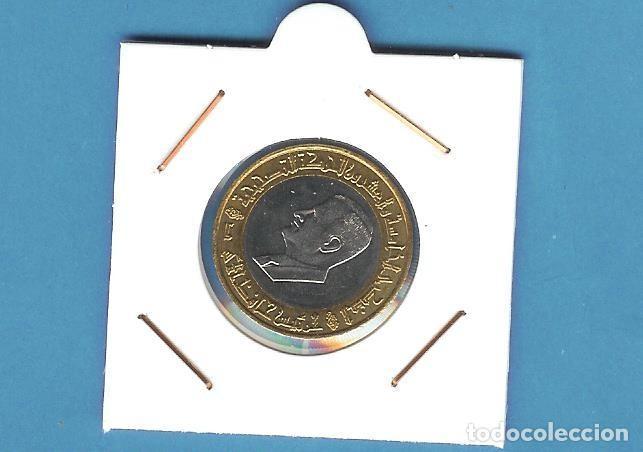 SYRIA 25 POUND 1419/1999. BIMETÁLICA, NO CIRCULADA (Numismática - Extranjeras - Asia)