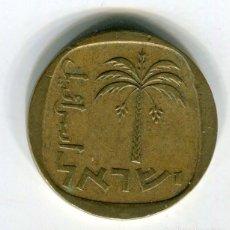 Monedas antiguas de Asia: ISRAEL 10 AGOROT - SE ENVIA LA MONEDA DE LAS IMAGENES -. Lote 194270316