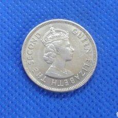 Monedas antiguas de Asia: HONG KONG 50 CENTS 1972 CALIDAD EBC. Lote 194512597