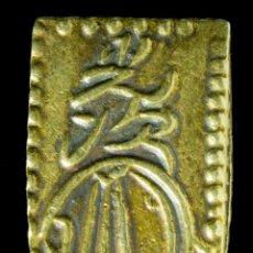 Monedas antiguas de Asia: 1 BU (ICHIBU) DE ORO DE JAPÓN, PERIODO EDO - 19X12 MM / 3.03 GR.. Lote 194571230
