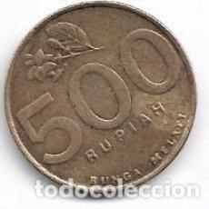 Monedas antiguas de Asia: INDONESIA,500 RUPIAH 2001.. Lote 194632087